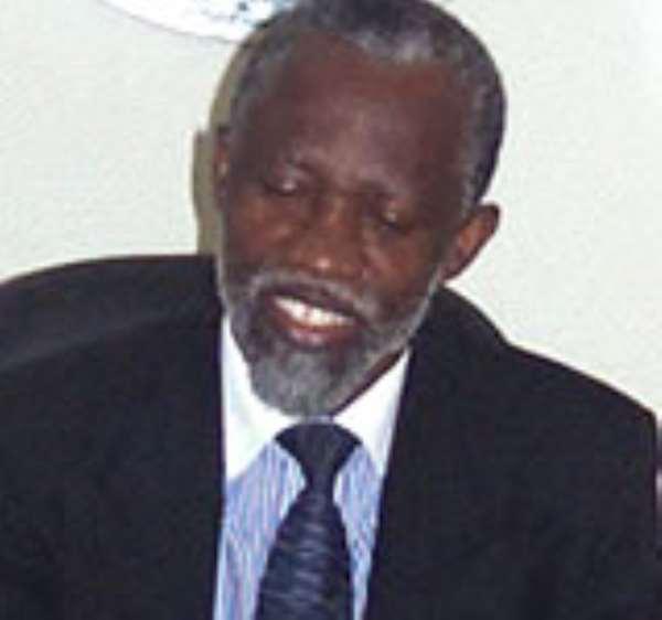 GIMPA boss leaves office in December