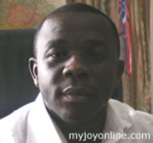 NEC determines who goes: Lord Commey