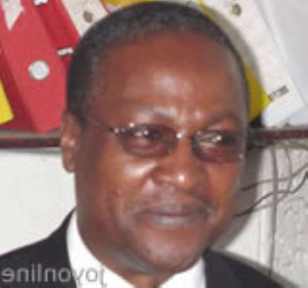 John Mahama: A new approach to developing Ghana
