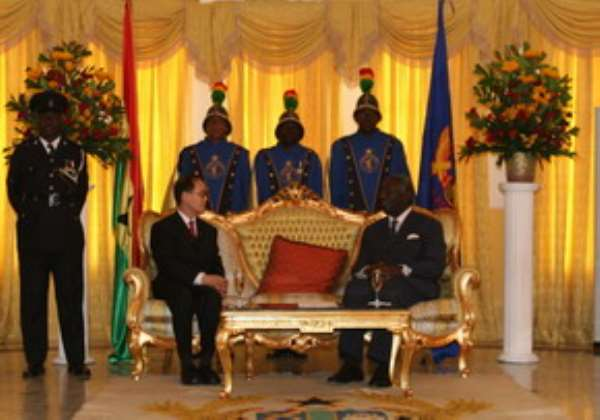 Ghana-China relations is based on mutual respect - Yu