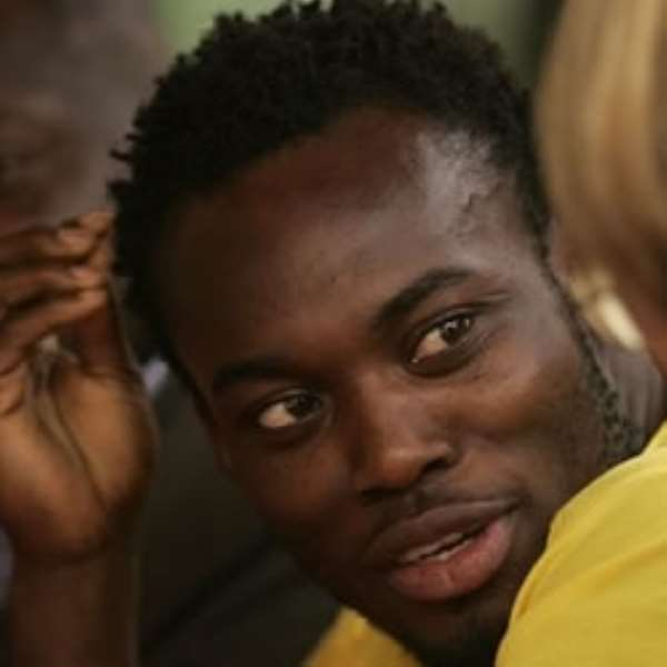 """Essien to play """"Champions Game for Africa"""""""