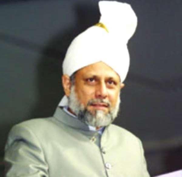 Ahmadiyya Muslim Spiritual Leader in Ghana