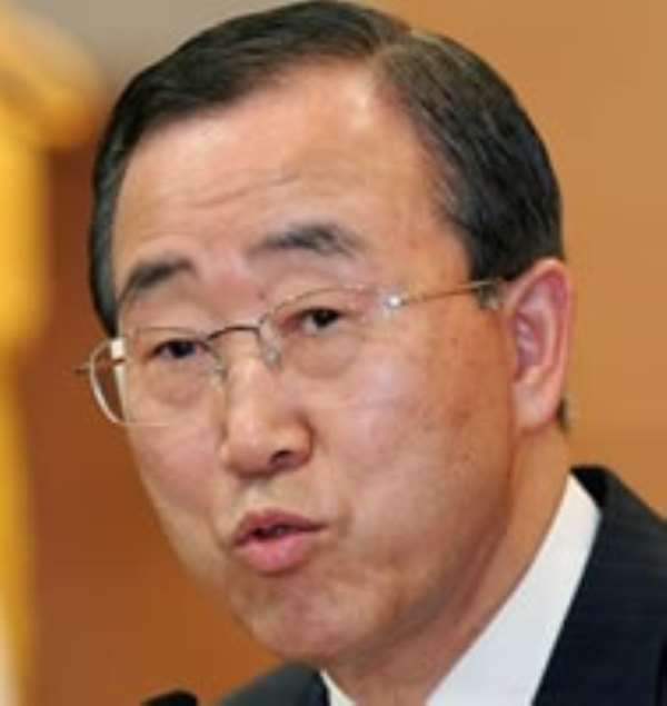 Taskforce to tackle global food crisis set up by UN Chief