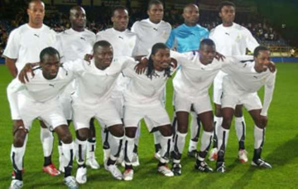 Ghana moves up again in FIFA ranking