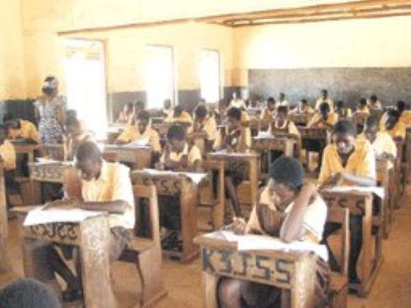 More candidates write BECE in Eastern Region