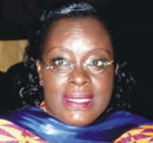 Gloria Akuffo: Dr. Yankey's claims cannot be correct