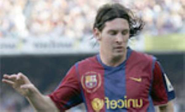 Abramovich Splashes £80m On Messi