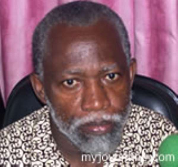 Stephen Adei: 2008 elections present best candidates