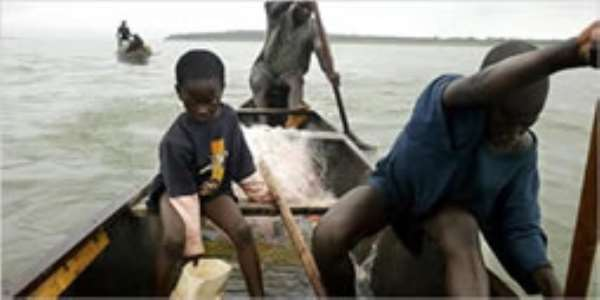 Relief at last: 37 child slaves re-united with families