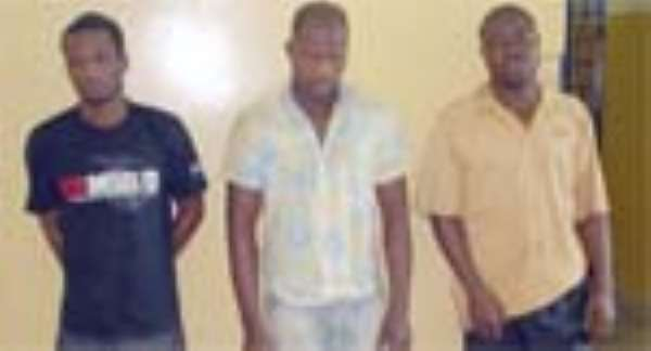 Cocaine In Police Black Maria