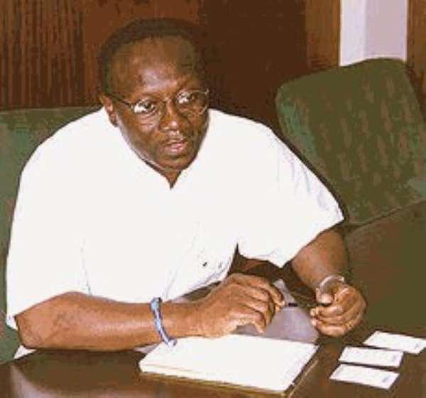 Leadership of the capital market has failed - Ofori-Atta