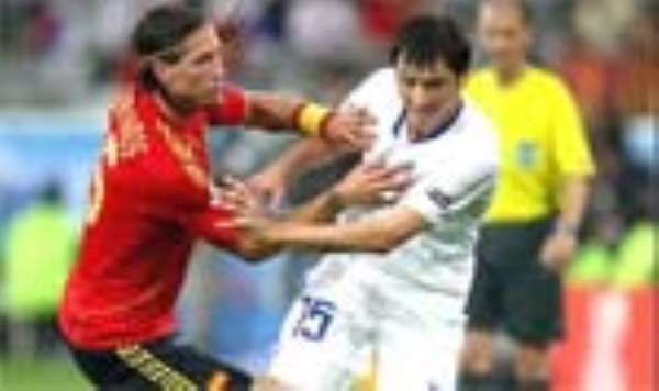 Euro 2008 On Metro TV