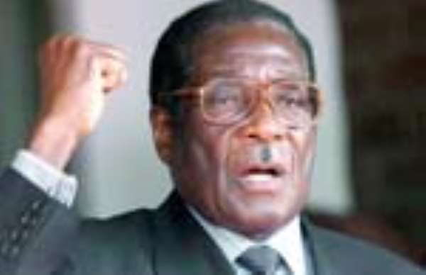 Kufuor, MPs Call Mugabe To Order