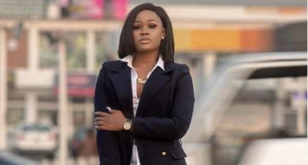 Big Brother Naija Star, Cee C Steps out in Bum Short