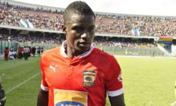 Ex-Kotoko Striker Ahmed Toure Confirms Imminent Return To Ghana Premier League