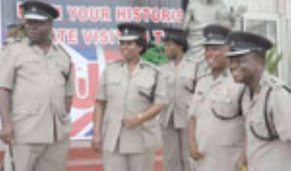 Bawku Swallows Police force