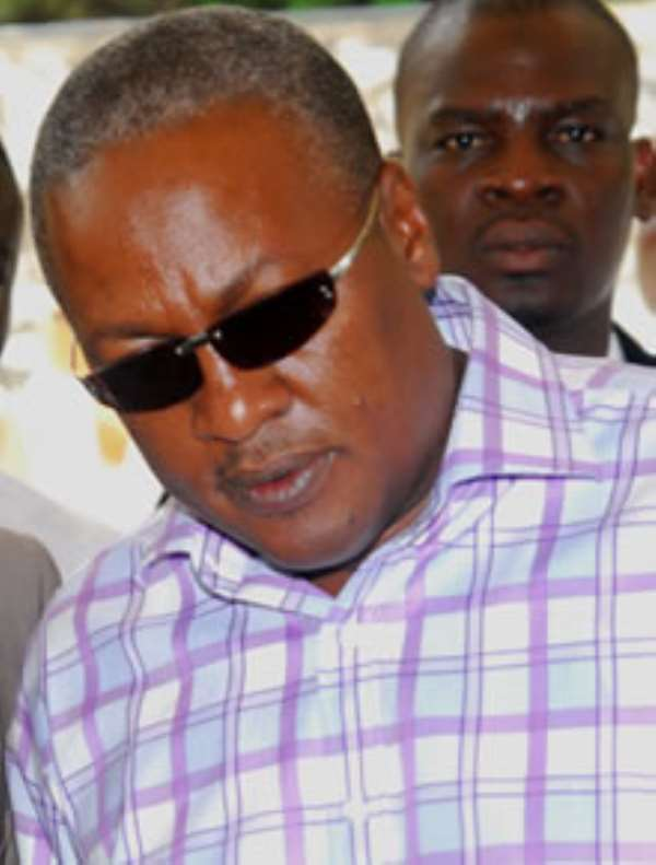 NDC cannot lose December elections - Mahama