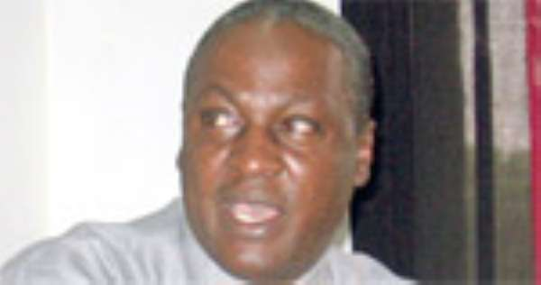 NDC To Shake Up Police Service