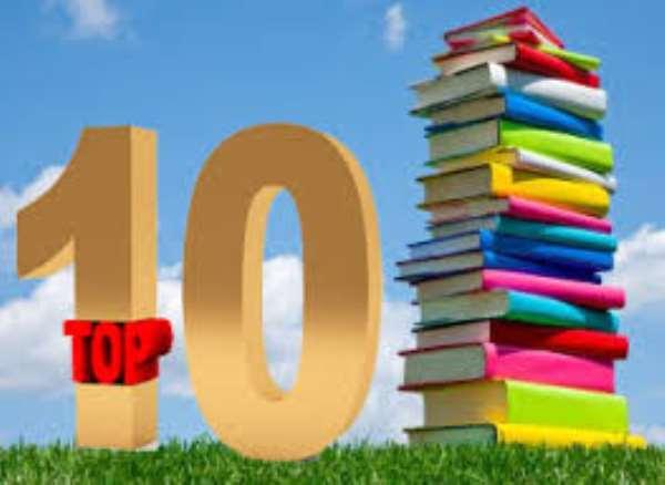 Top Ten Books you should read in 2020