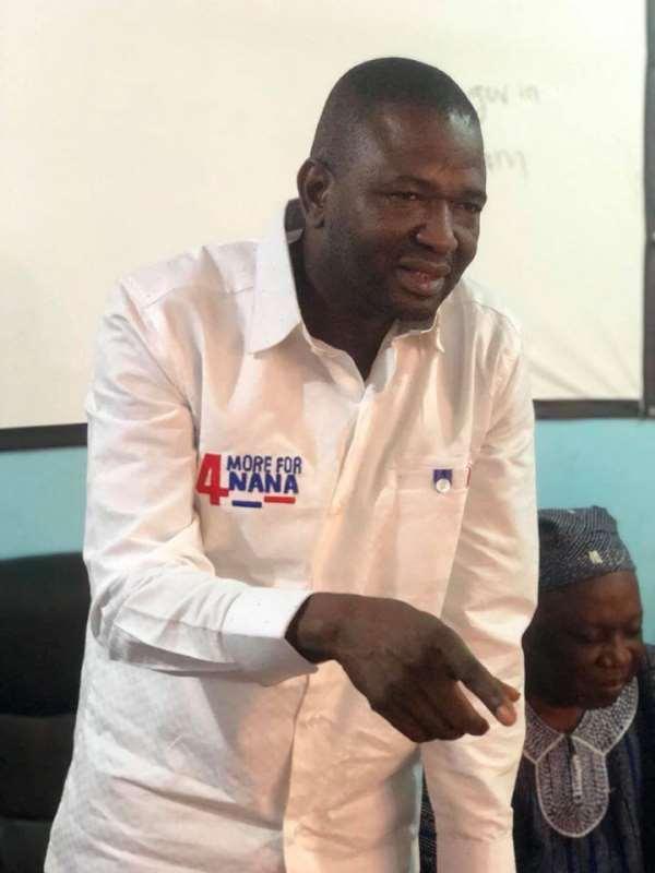 Rejoinder: Chairman Samba Dismisses Tricycle Allegations