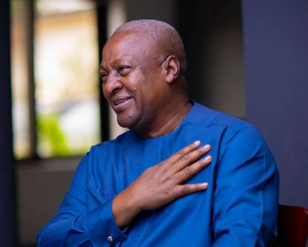 Election 2020: Is Ex-President Mahama A Credible Alternative?