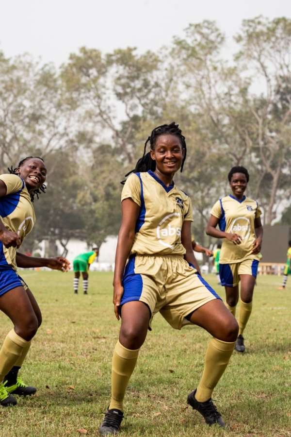 GUSA Games: Faraday Scores 4 Goals In UG 5:0 Victory Against UPSA