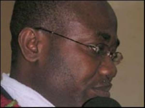 Nyantakyi doff-off hat for Tetteh