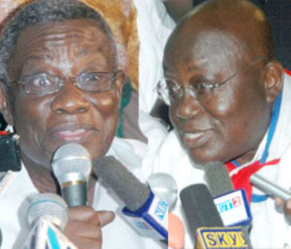 Who is More Desperate for Power, Mills or Akufo-Addo?