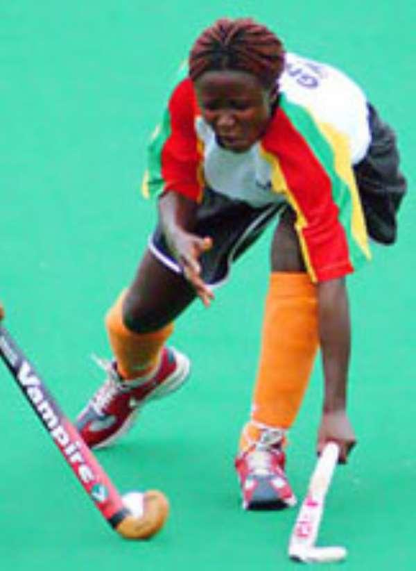 Hockey teams make Ghana proud