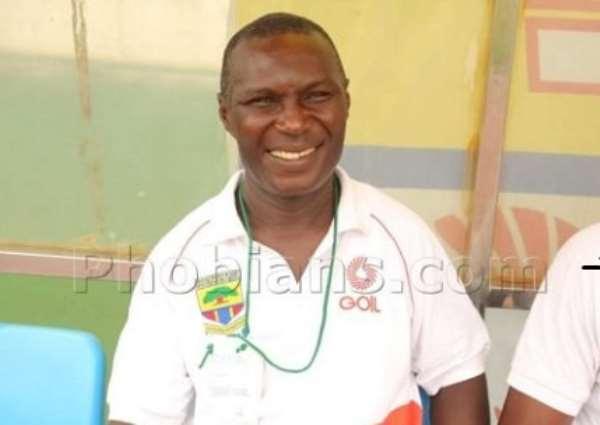 Edward Nii Odoom Gets Backing Of Hearts of Oak Management