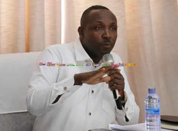 NPP's General Secretary, John Boadu represented his party.