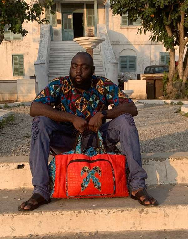 Rashad McCrorey- Cape Coast, Ghana