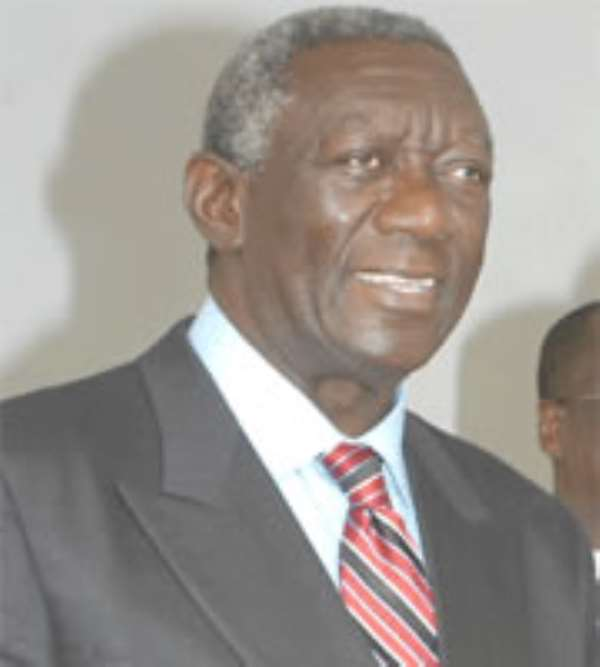 Victor Smith's allegations: Kufuor to go to court?