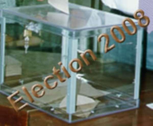 ECOWAS team arrives to observe Election 2008