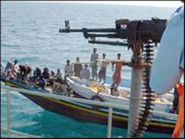Pirates Release Yemeni Cargo Ship