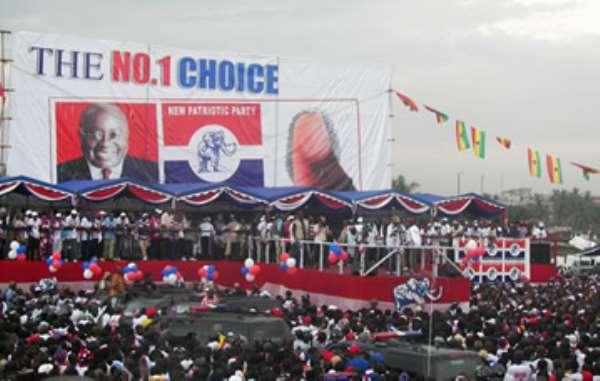 Nana Addo vows