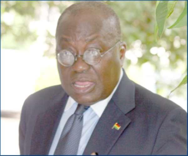 Nana Appeals To Ghanaians