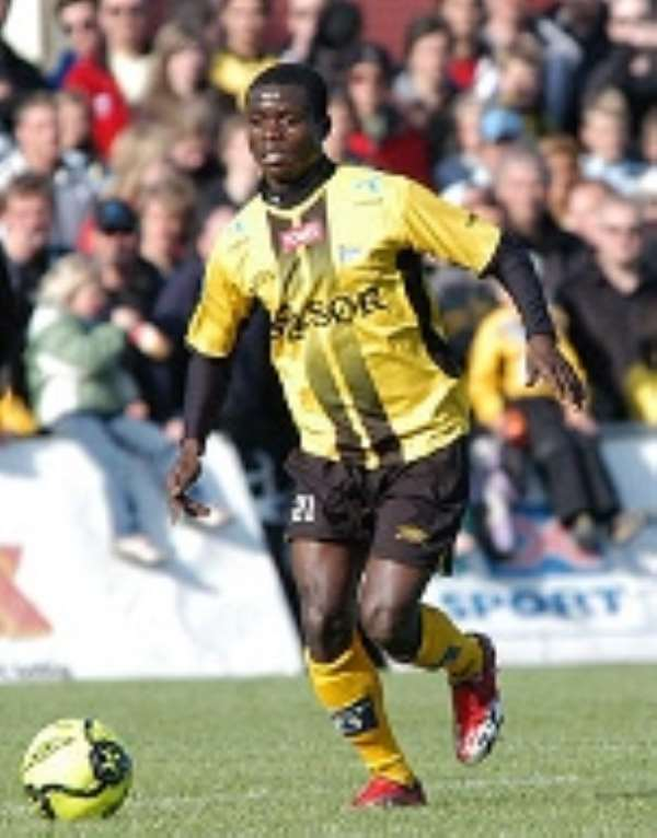 Annan ready for Spurs move