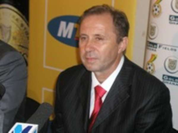 Black Stars seeded for CHAN
