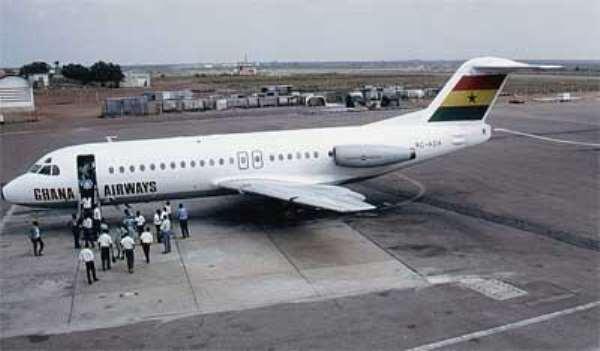 Antrak Buys Ghana Air Planes