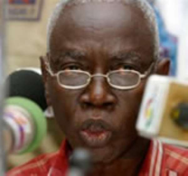 Afari Gyan has been very unfair to Ghanaians