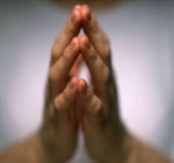 Christians must continually pray for the nation