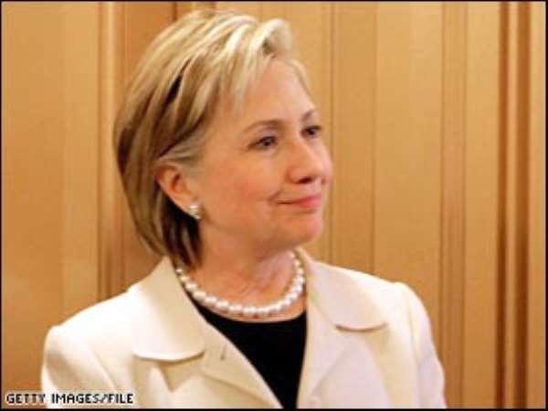 Senate Votes On Hillary Clinton Confirmation