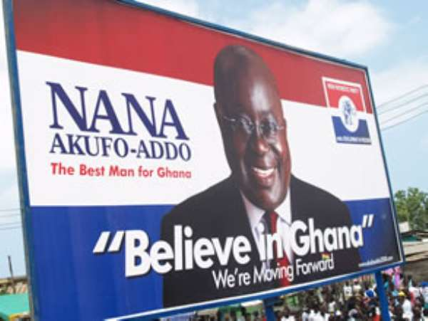 Hot race in NPP: More candidates challenge Nana Addo