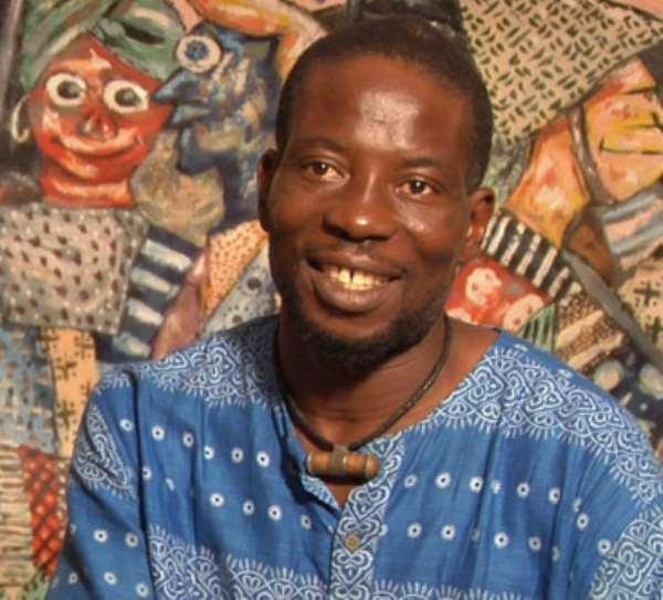 Kwadwo Ani: The Black Stars of Ghana - Art District