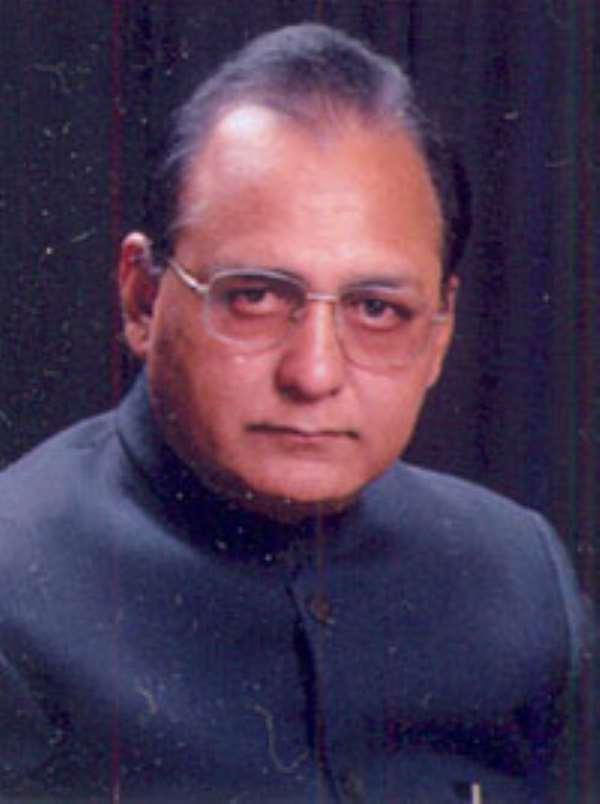 Author Tanveer Jafri