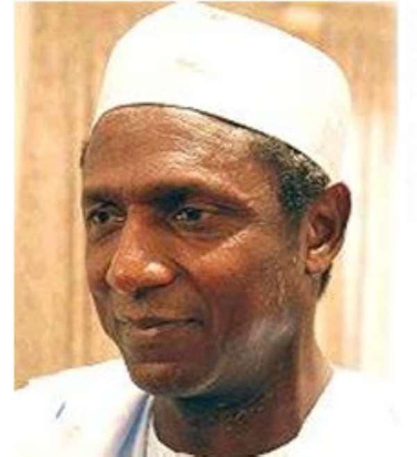 President Umaru Yar' Adua