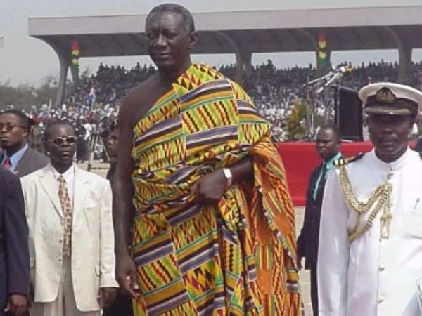 We will perform miracles next term -Kufuor