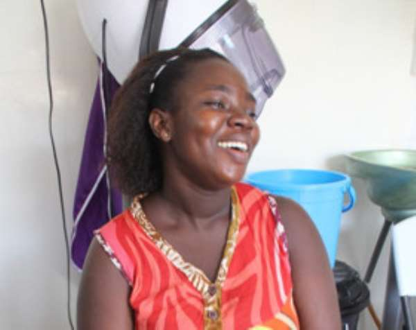 International Women's Day -Tailor Made Dreams – Felicia's Story