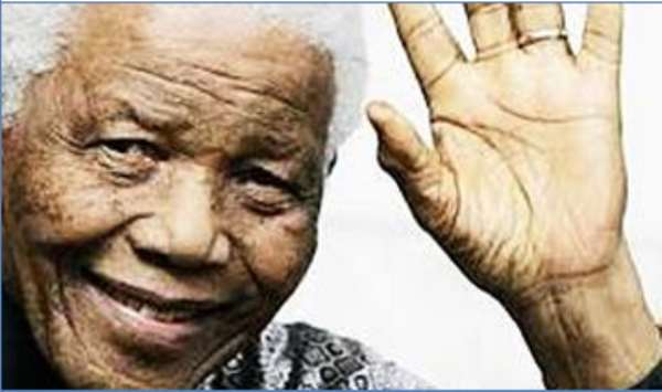 My Tribute To Nelson Mandela: 'Only Be Remembered By What You Have Done'